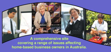 A comprehensive site covering a range of issues affecting home-based business owners